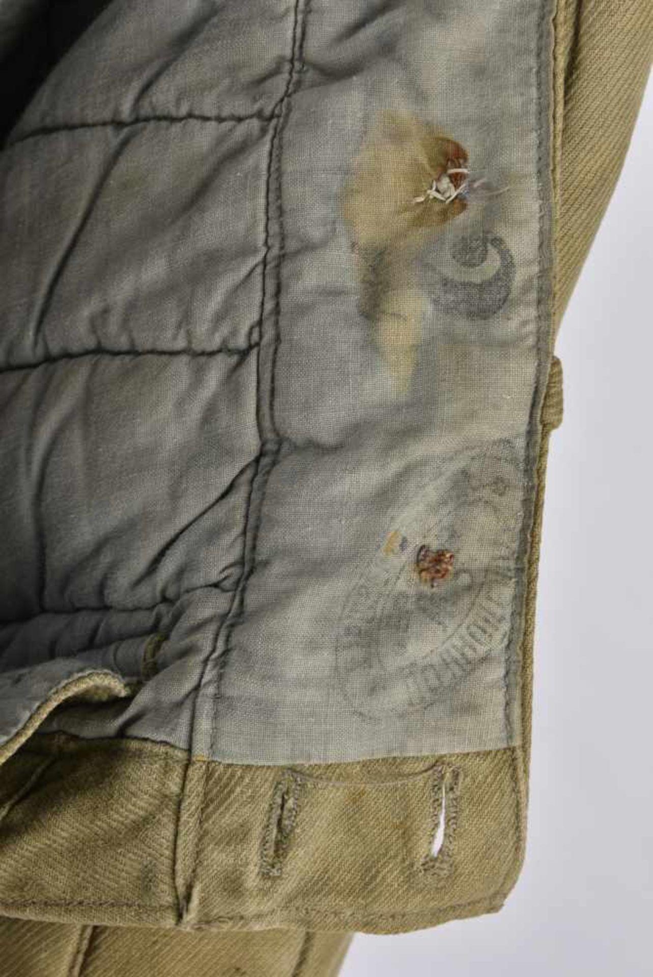 Ensemble matelassé comprenant la veste Telogreyka et le pantalon Ensemble homogène trouvé en - Bild 3 aus 4