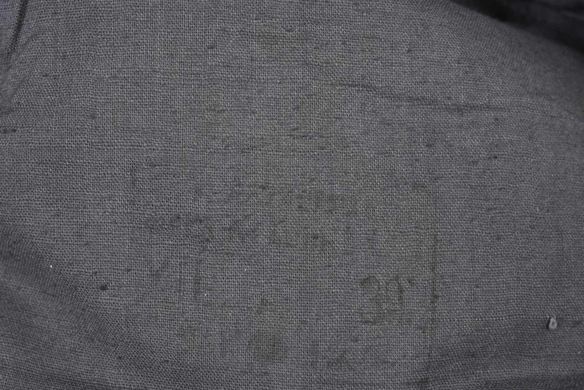 Calot M.35 reconnaissable au tissu laineux couramment utilisé dans les années 30. Etoile rouge en 24 - Bild 2 aus 4