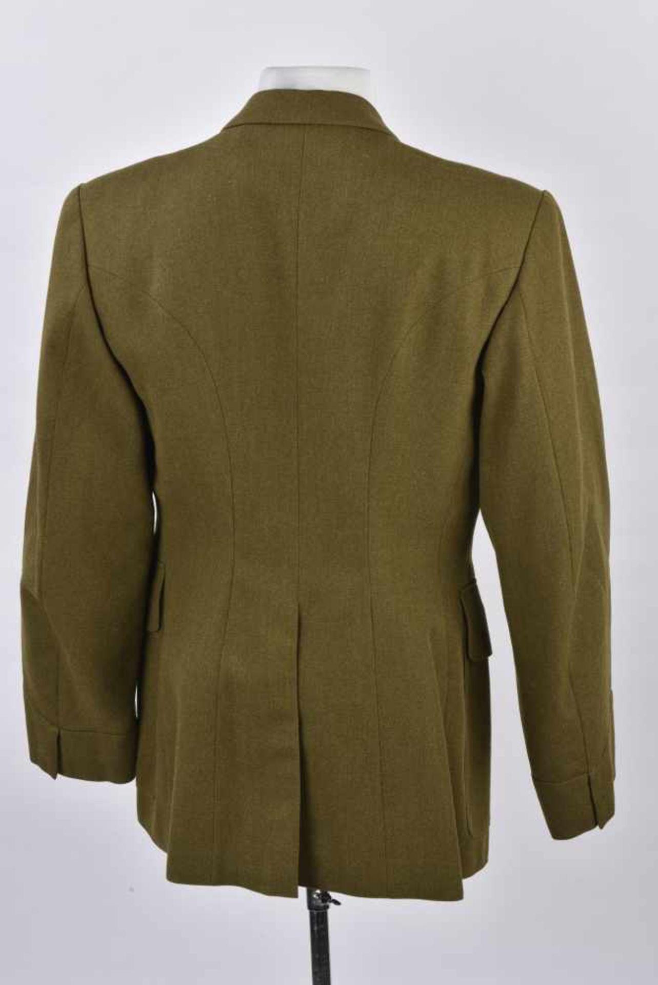Vareuse French M.25 sans attributs. Bonne taille, complète et en TBE. French' jacket M.25, without - Bild 2 aus 4