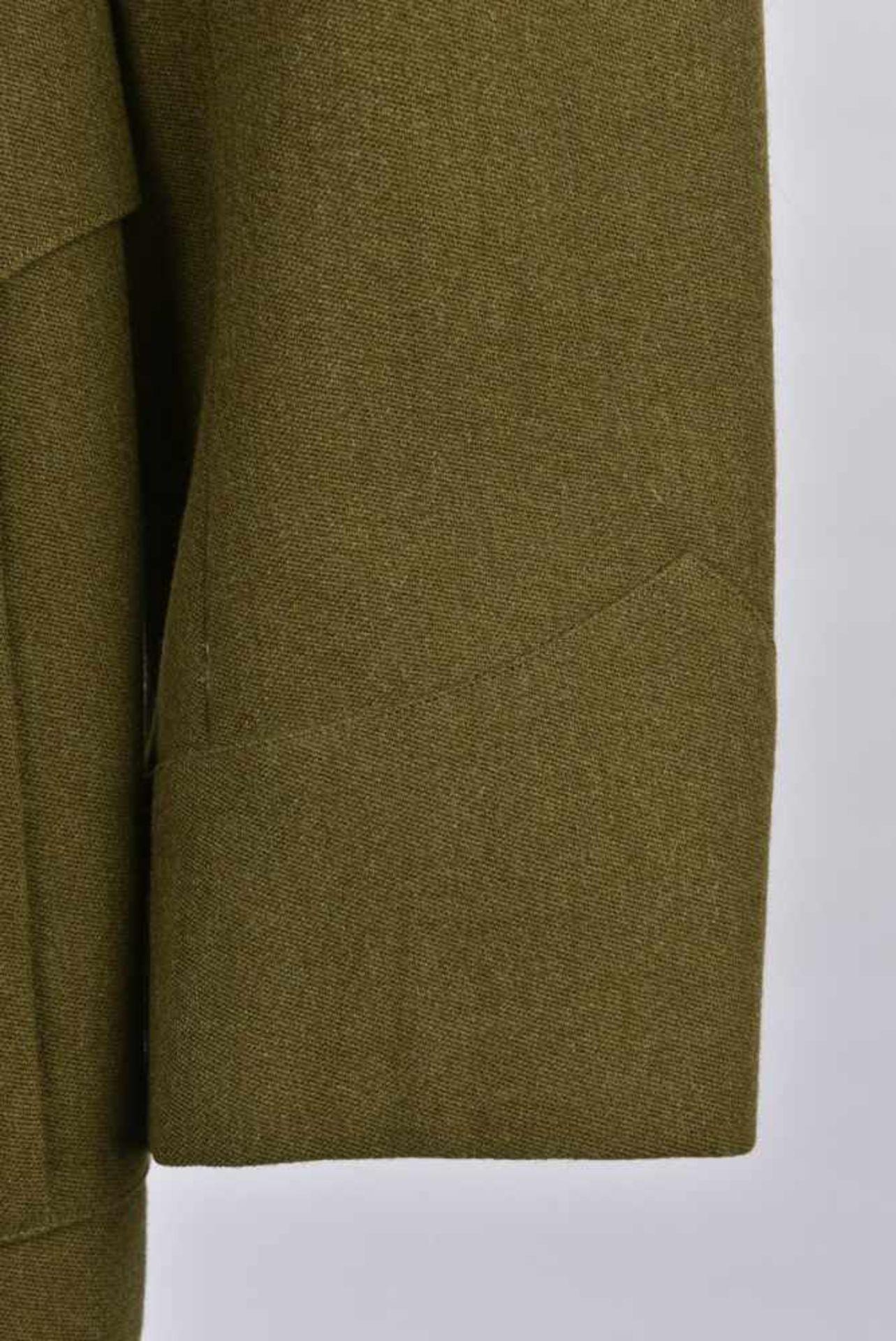 Vareuse French M.25 sans attributs. Bonne taille, complète et en TBE. French' jacket M.25, without - Bild 3 aus 4