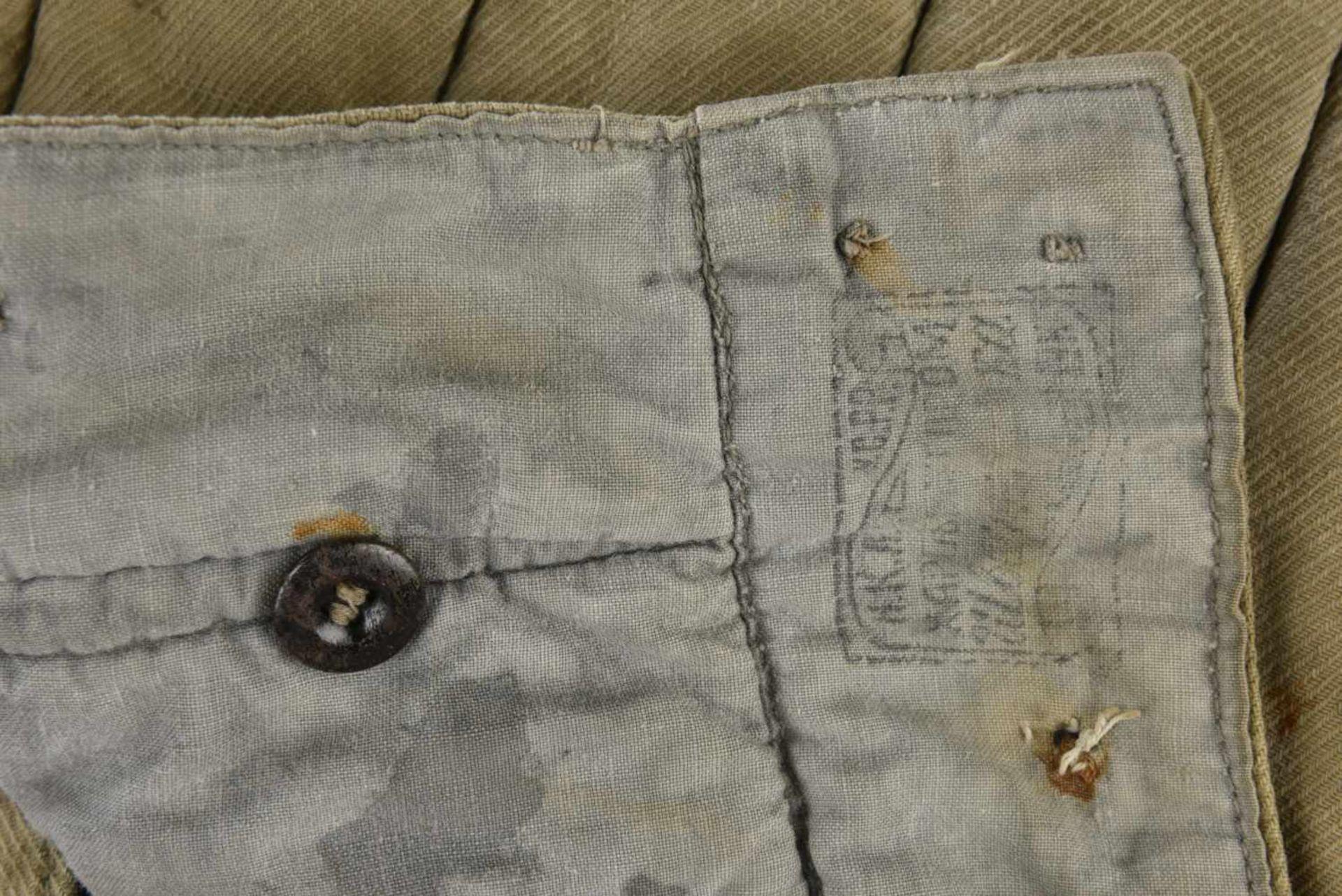 Ensemble matelassé comprenant la veste Telogreyka et le pantalon Ensemble homogène trouvé en - Bild 4 aus 4