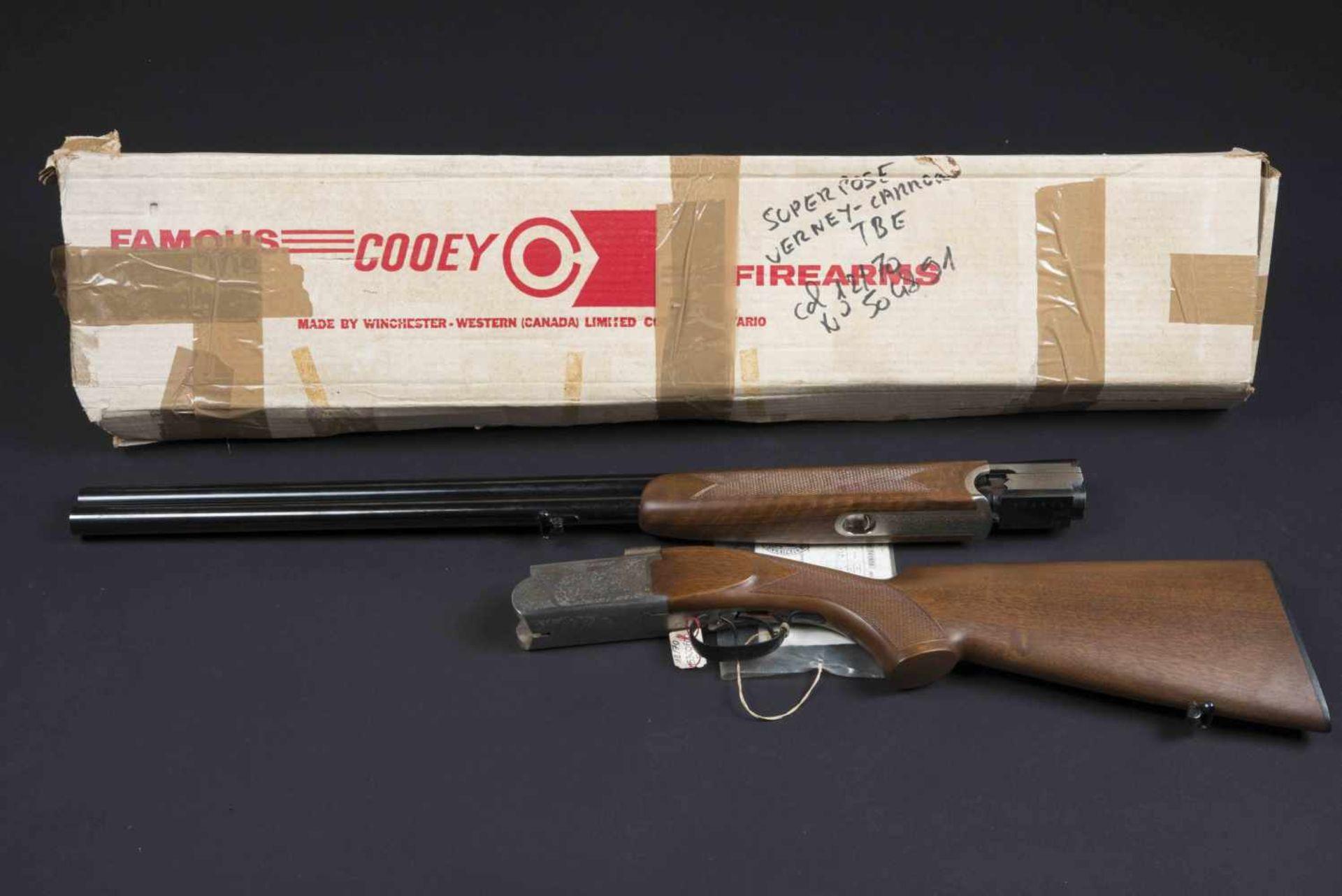 Fusil superposé Verney Carron Catégorie C Calibre 12/70, numéro 504891. Certificat du Banc d'Epreuve