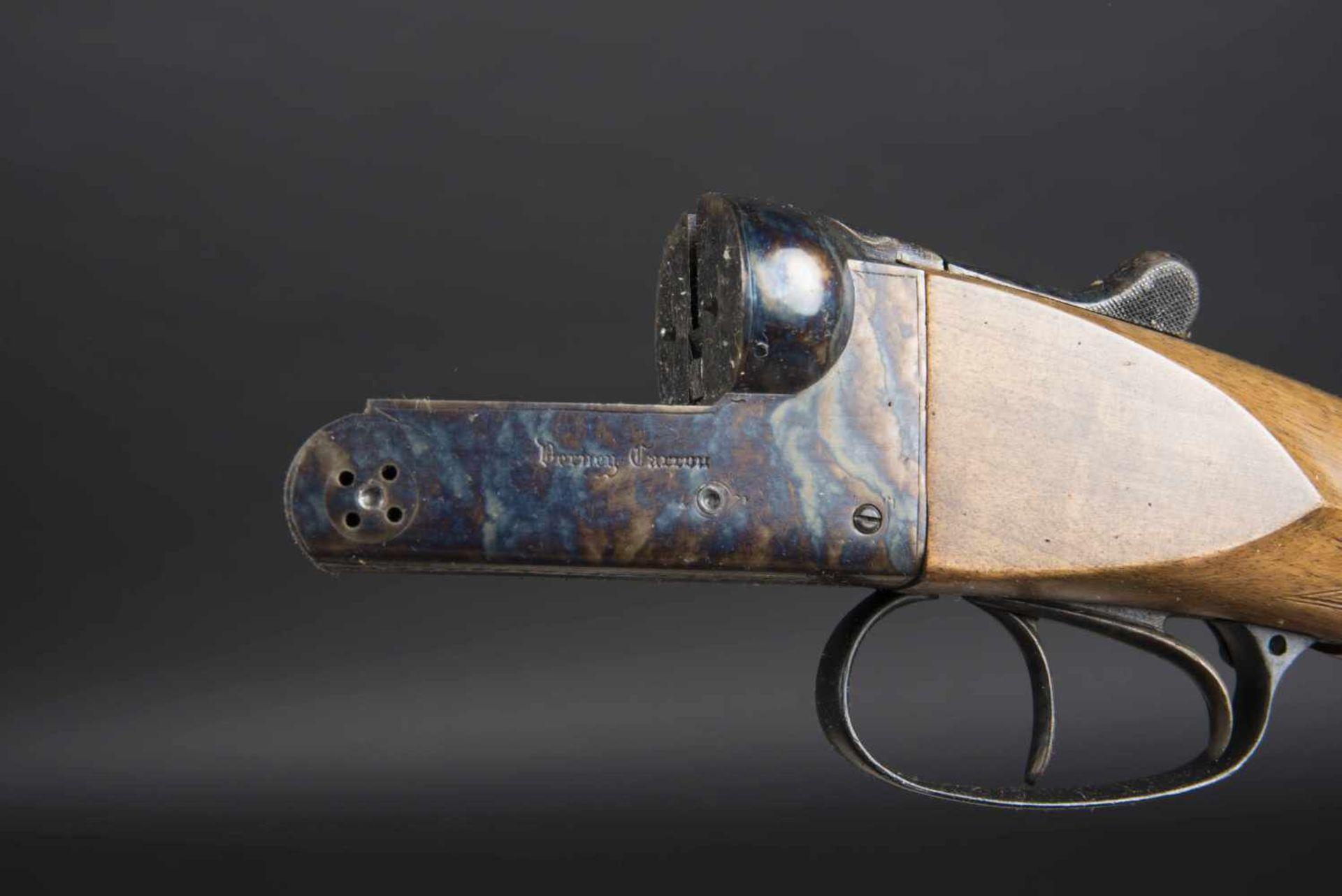 Fusil de chasse Verney Carron Catégorie C Modèle Pionnier, numéro 89687. Canon Verney Carron. - Bild 3 aus 3