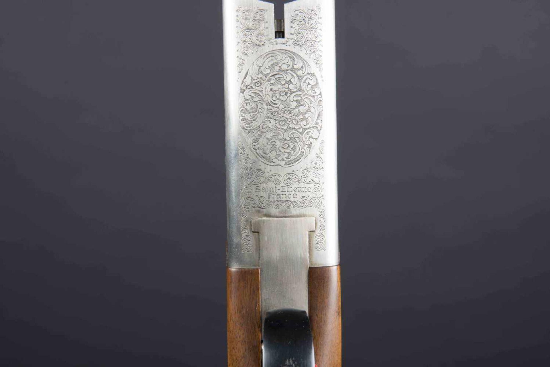 Fusil superposé Verney Carron Catégorie C Calibre 12/70, numéro 504891. Certificat du Banc d'Epreuve - Bild 4 aus 4