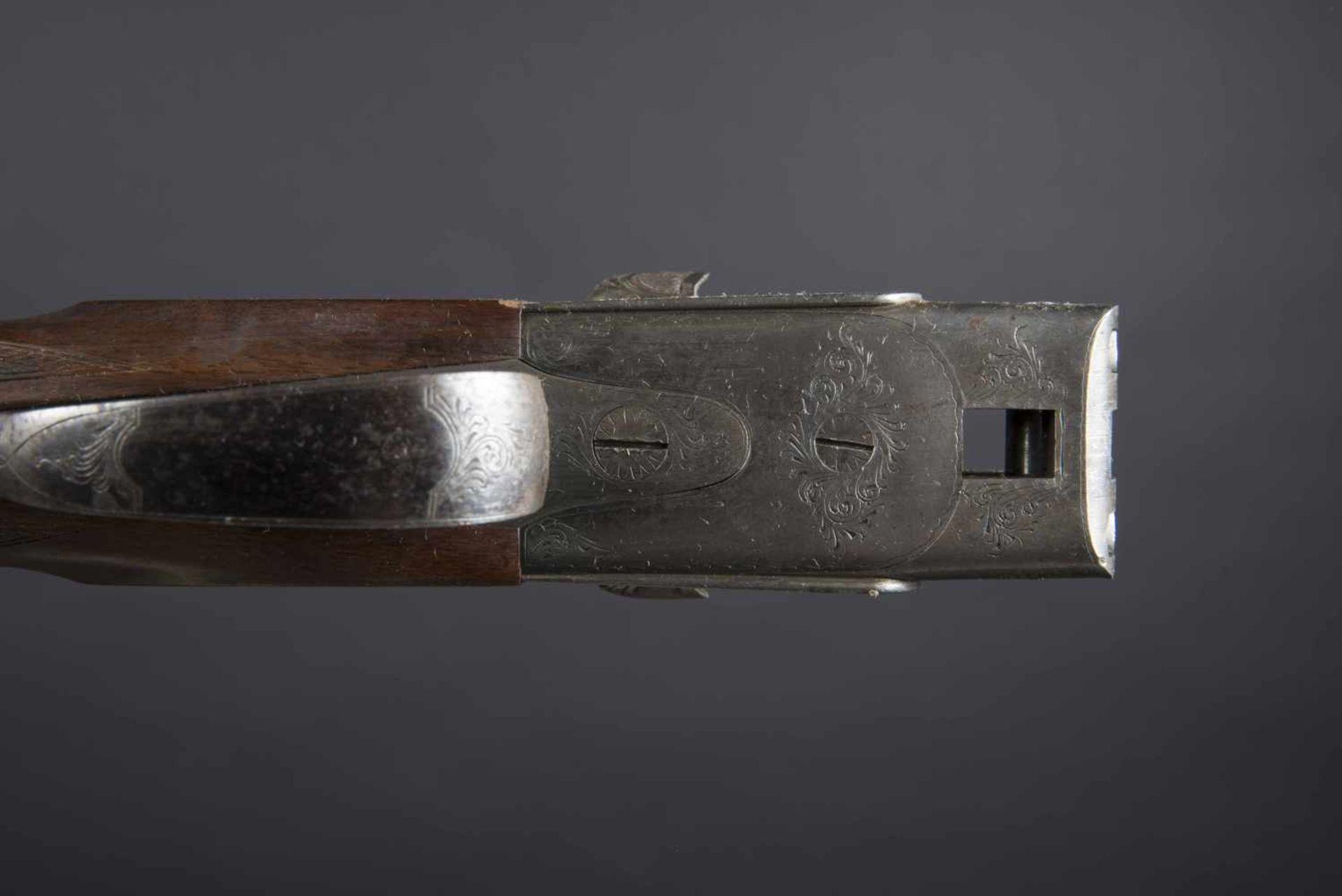 Fusil de chasse juxtaposé Robust Catégorie C Calibre 16/70, numéro 745236. En carton, jamais - Bild 3 aus 4