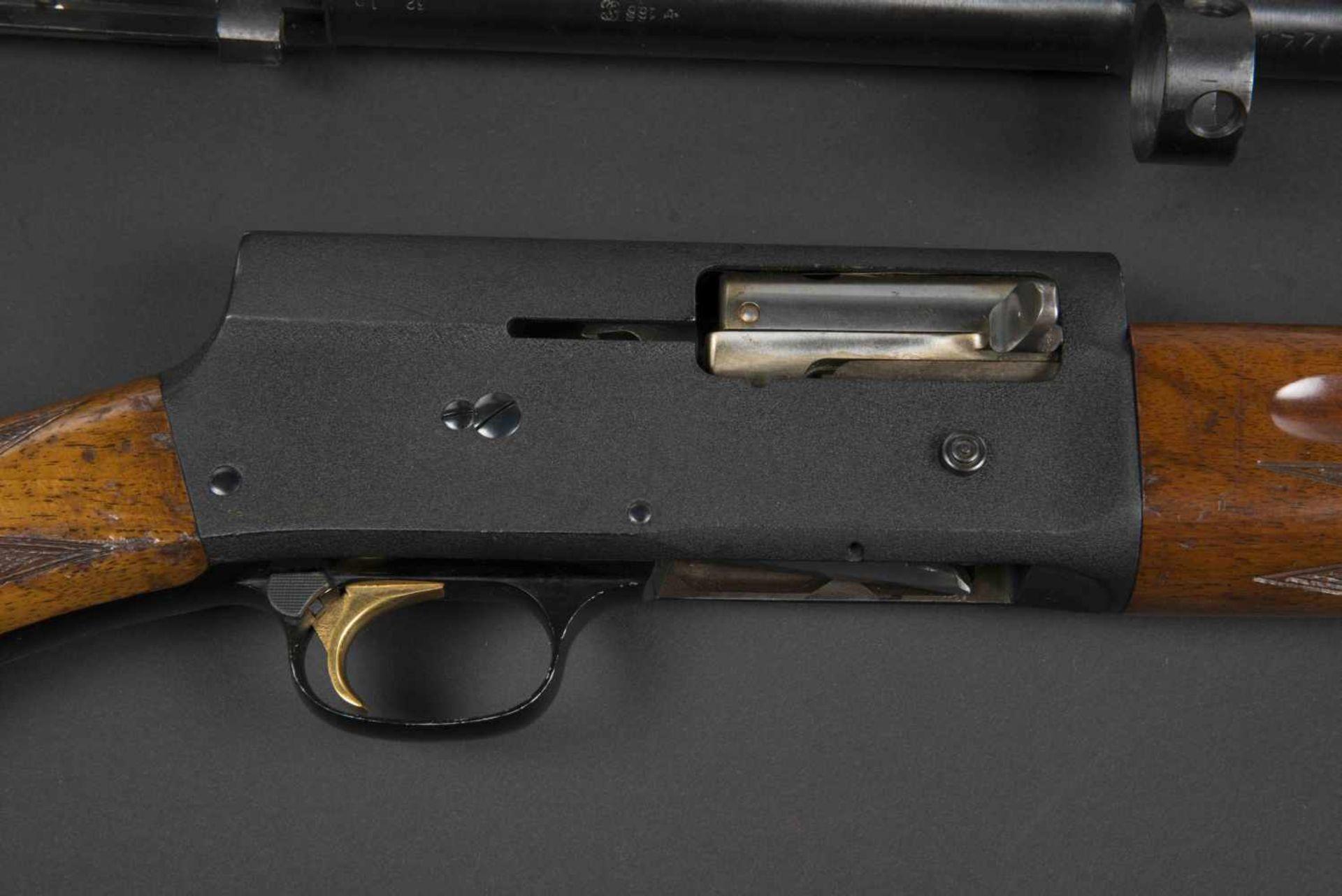 Fusil Browning automatique Catégorie C Calibre 16/70, numéro 2022168, canons M63098. Fabrication - Bild 2 aus 2