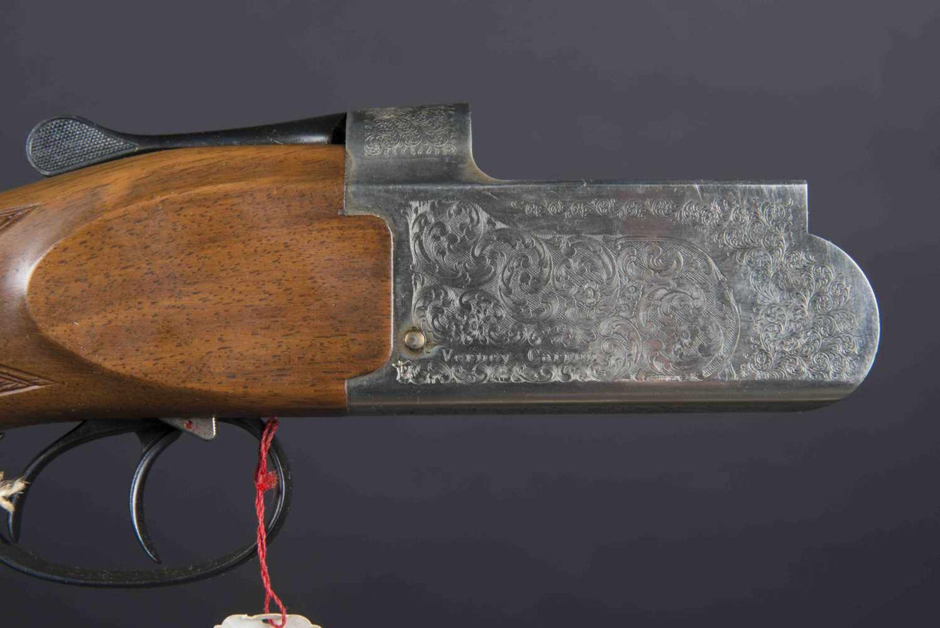 Fusil superposé Verney Carron Catégorie C Calibre 12/70, numéro 504891. Certificat du Banc d'Epreuve - Bild 2 aus 4