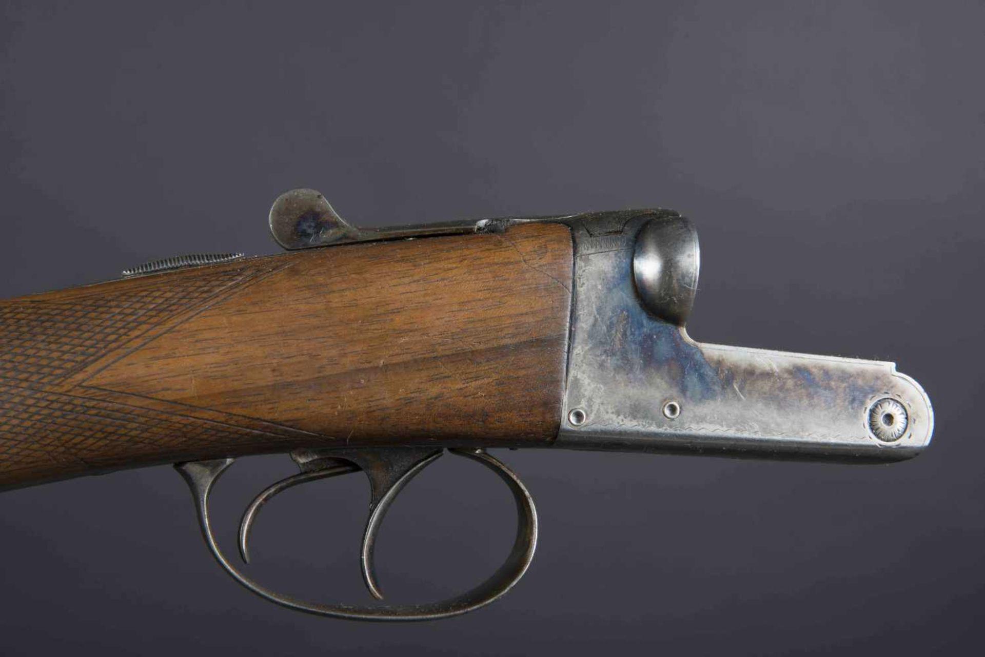 Fusil de chasse Costo Catégorie C Calibre 16 rayé, numéro 206939. On y joint une housse de transport - Bild 2 aus 3