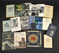 Ensemble d'ouvrage de la Kriegsmarine Comprenant un livre Mein Weg Nach Scapaflow Günther Prien.