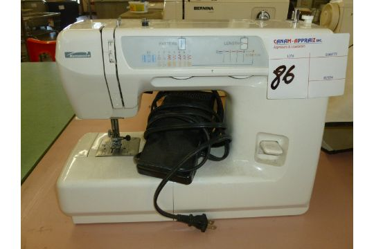 KENMORE Sewing Machine Model 40 40 Magnificent Kenmore Sewing Machine 385 Price