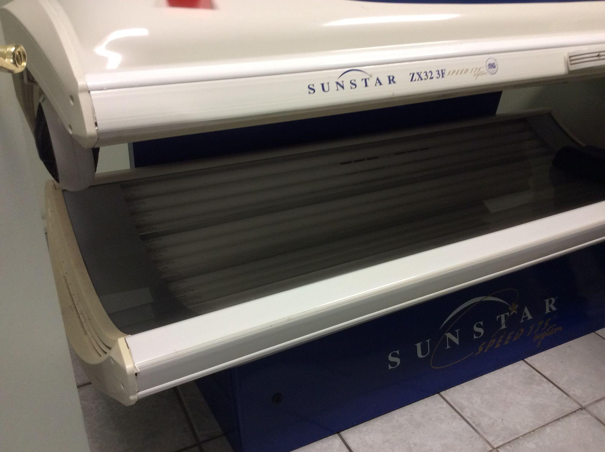 Wolff Sunstar ZX323F Speed System 175 System tanning bed room 10