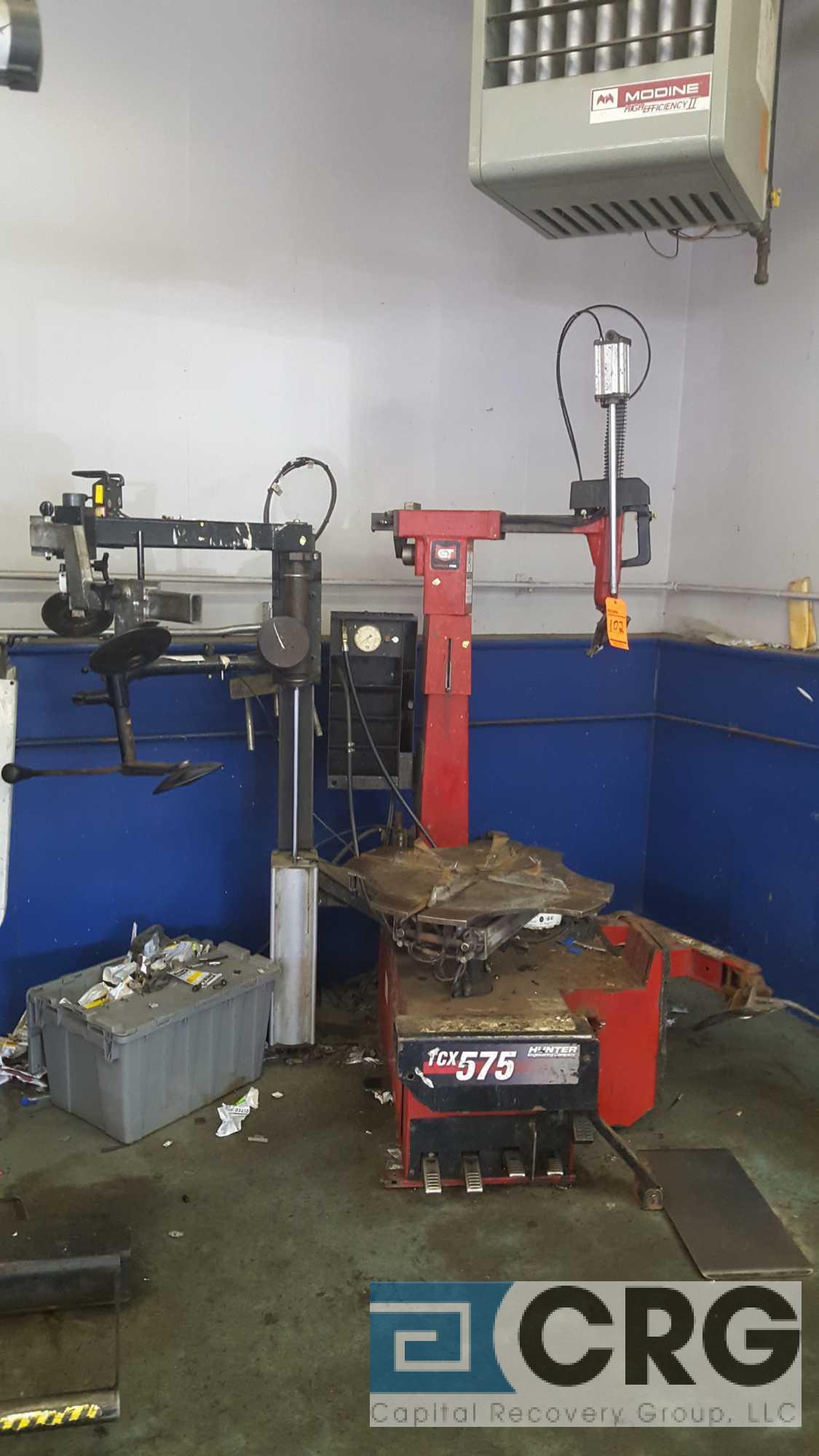 Marcotte Ford - Service Garage Equipment