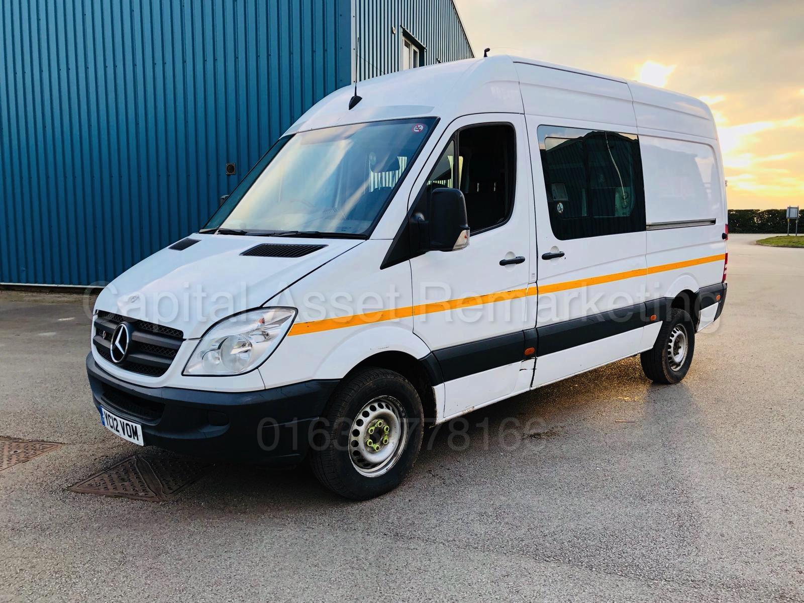 Mercedes benz sprinter 313 cdi 39 12 reg 39 lcv for Mercedes benz 7 seater models