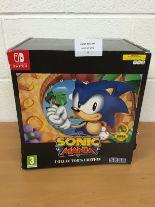 Lot 12 - Sega Sonic Mania Collector's edition Nintendo Switch RRP £79.99.