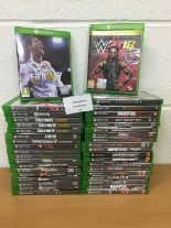 Lot 47 - Joblot of 39x Mixed Xbox One games RRP VALUE £2145