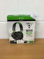 Lot 56 - Turtle Beach Recon 50X Stereo Gaming Headset - Xbox One RRP £59.99.