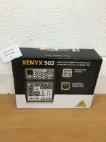 Lot 42 - Behringer Xenyx 502 mixer