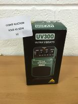 Lot 52 - Behringer UV-300 Ultra Vibrato