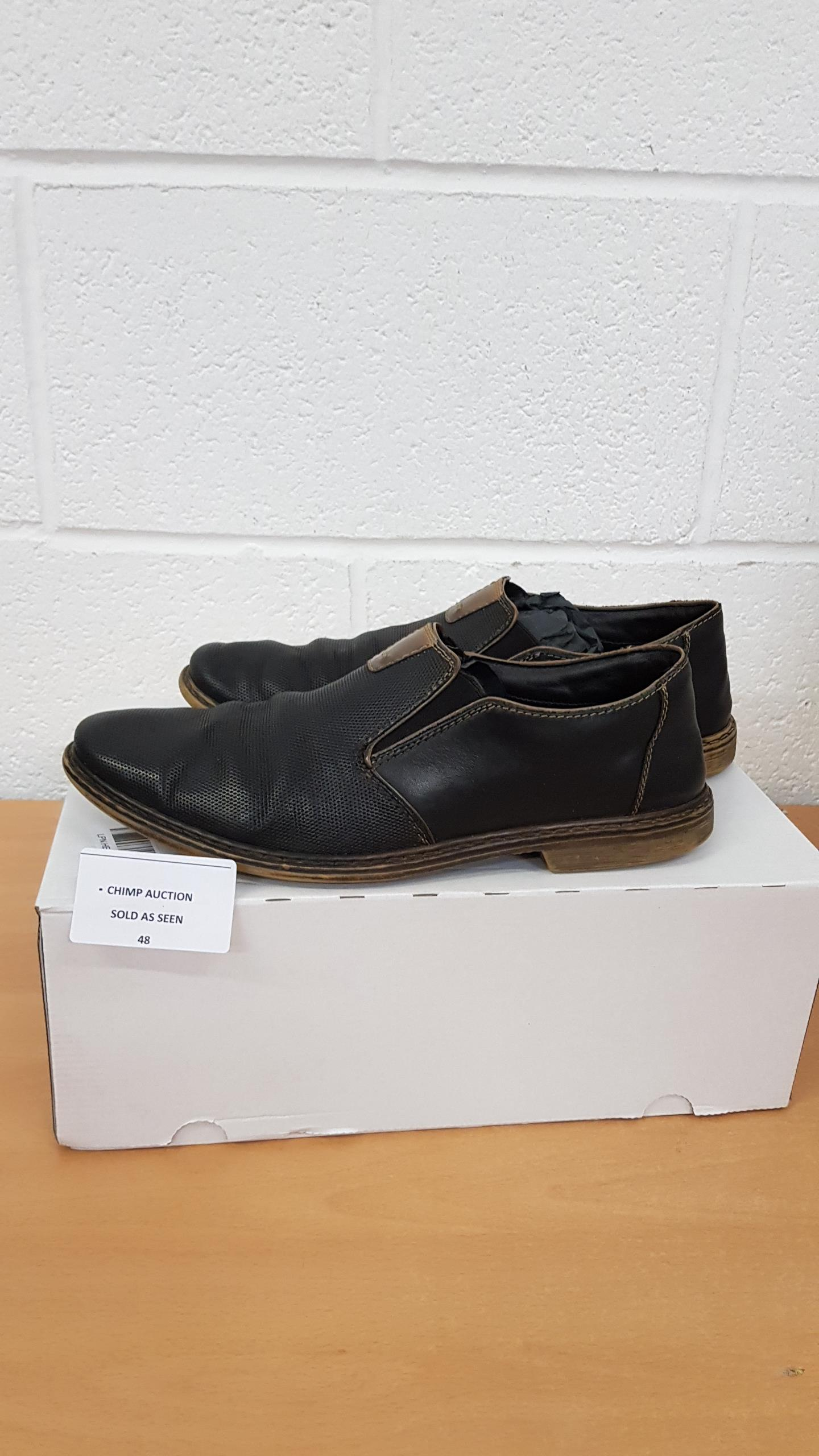 Lot 48 - Rieker mens shoes EU 42