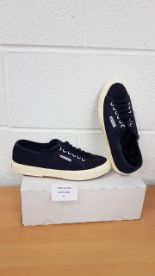 Lot 45 - Superga Ladies shoes UK 6.5