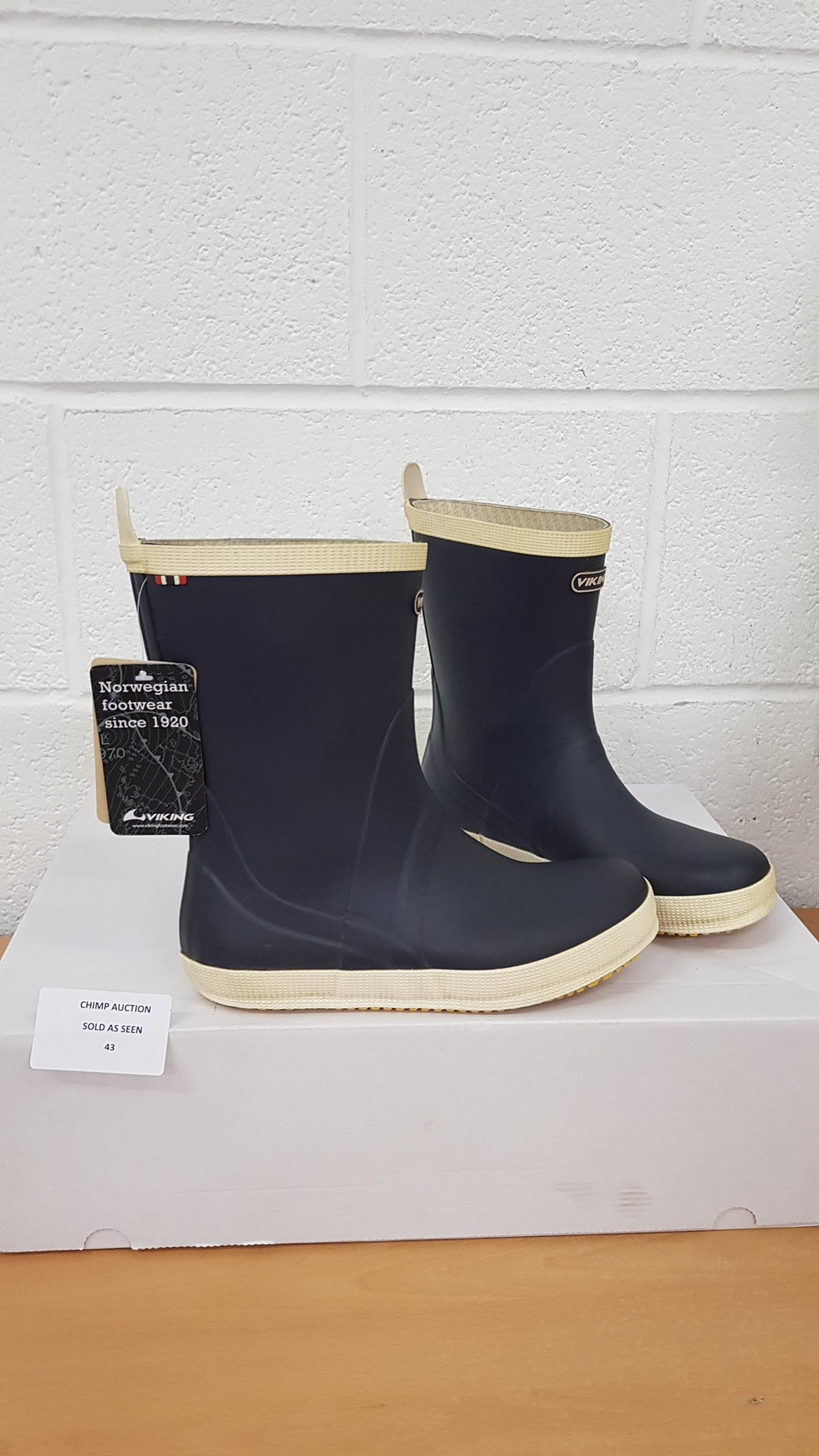 Lot 43 - Viking Seilas, Unisex Adults' Boots EU 38 RRP £59.99