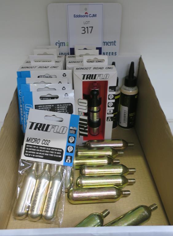 six truflo minoot road cnc mini pump high pressure max 120psi 6 x