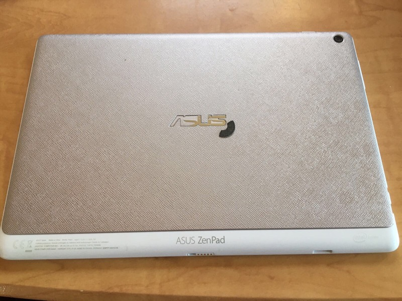 Lot 21 - ASUS ZENPAD 10 2300 SERIES 2GB RAM