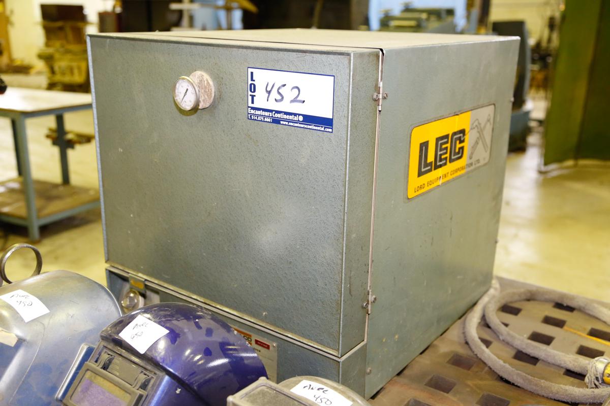 Gullco Electrode Oven Mod 550