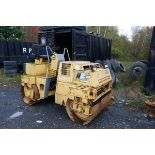 ROULEAU COMPACTEUR BOMAG BW120AD02, S/N: 101170501153