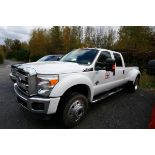 """CAMIONNETTE """"PICK-UP"""" FORD F450XTL SD, 6 ROUES, 4 X 4, 4 PORTES, 44 301 KM, POWERSTROKE DIESEL, S/N:"""