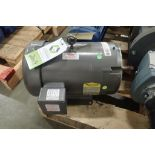 Baldor 10 hp electric motor. (See photos for additional specs). **Rigging Fee: $25** (Located in Eag