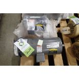 (2) Baldor electric motors, 0.5 hp and 2 hp. (See photos for additional specs). **Rigging Fee: $25**