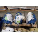 (3) New Radicon gearboxes. (See photos for additional specs). **Rigging Fee: $25** (Located in Eagan