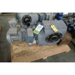 SEW 1.5 hp electric motor and gearbox. (See photos for additional specs). **Rigging Fee: $25** (Loca