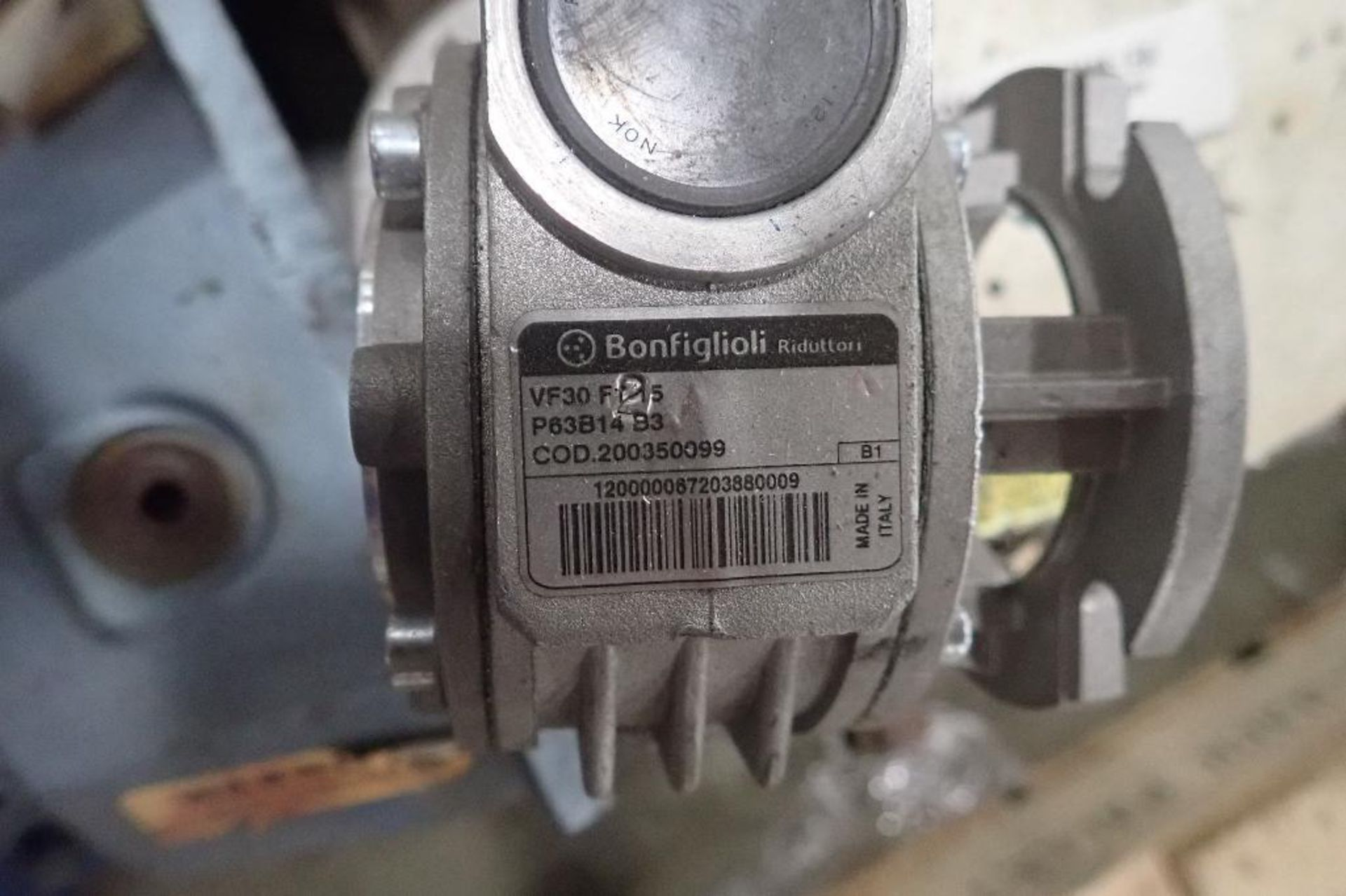 Pallet of assorted gearboxes. (See photos for additional specs). **Rigging Fee: $25** (Located in Ea - Image 26 of 65