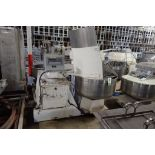 Emac spiral mixer, Model SE 300 FRAM, SN 877357, SS bowl 41 in. dia x 20 in. tall **Rigging FEE: $15