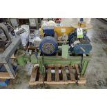 Rotary lobe blower package, Robuschi rotary lobe blower, Model RB50C/V, SN L8616 **Rigging FEE: $50