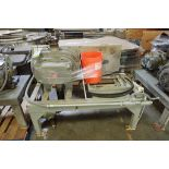 Xchanger rotary lobe blower, Model 8HF/40HP, SN 1082 B876(9), missing motor **Rigging FEE: $50 **