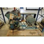 Vilter 2 cylinder reciprocating ammonia compressor, 75 hp, Size: A10K454XLB, SN 63752 **Rigging FEE: