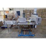 Lematic bagel slicer, Model BF-10, Model GU7-5-2, SN740186, mild steel frame **Rigging FEE: $100 **
