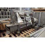 Flowpak horizontal form-fill-seal machine, Machine Type 665, SN 5066, 12 in. lug infeed, 30 in. web