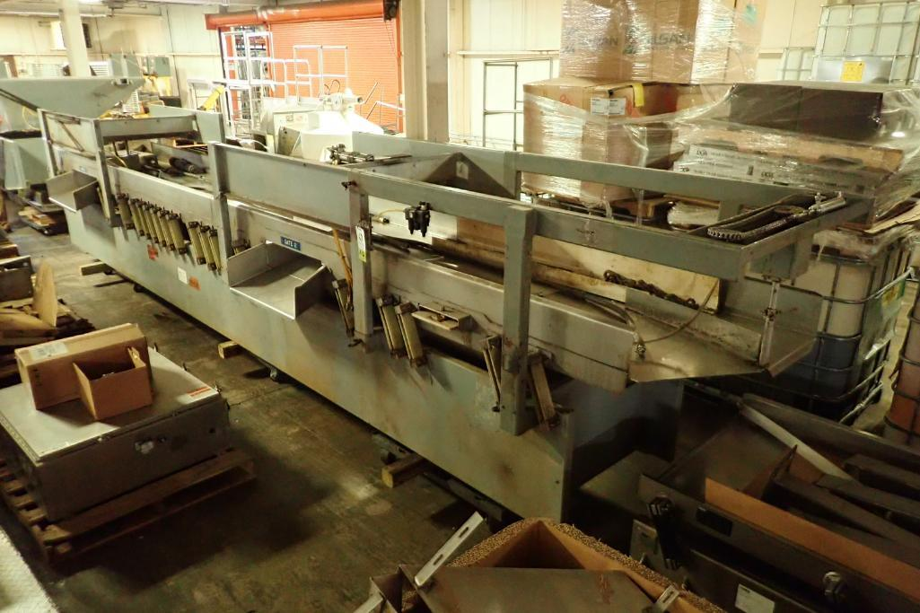 Lot 12 - Key iso-flo vibrator conveyor {Located in Indianapolis, IN}