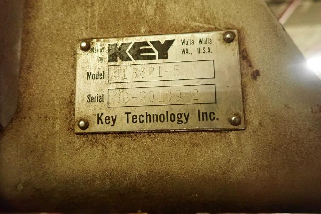 Lot 7 - Key iso-flo vibrator conveyor {Located in Indianapolis, IN}