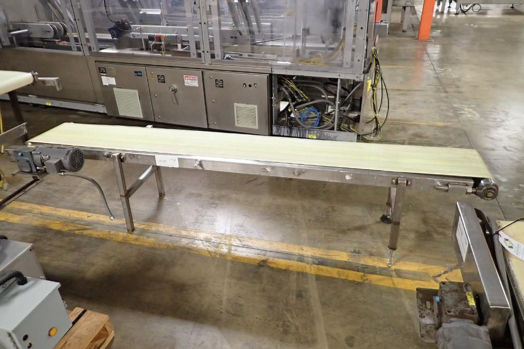 Lotto 97 - Belt conveyor {Located in Indianapolis, IN}