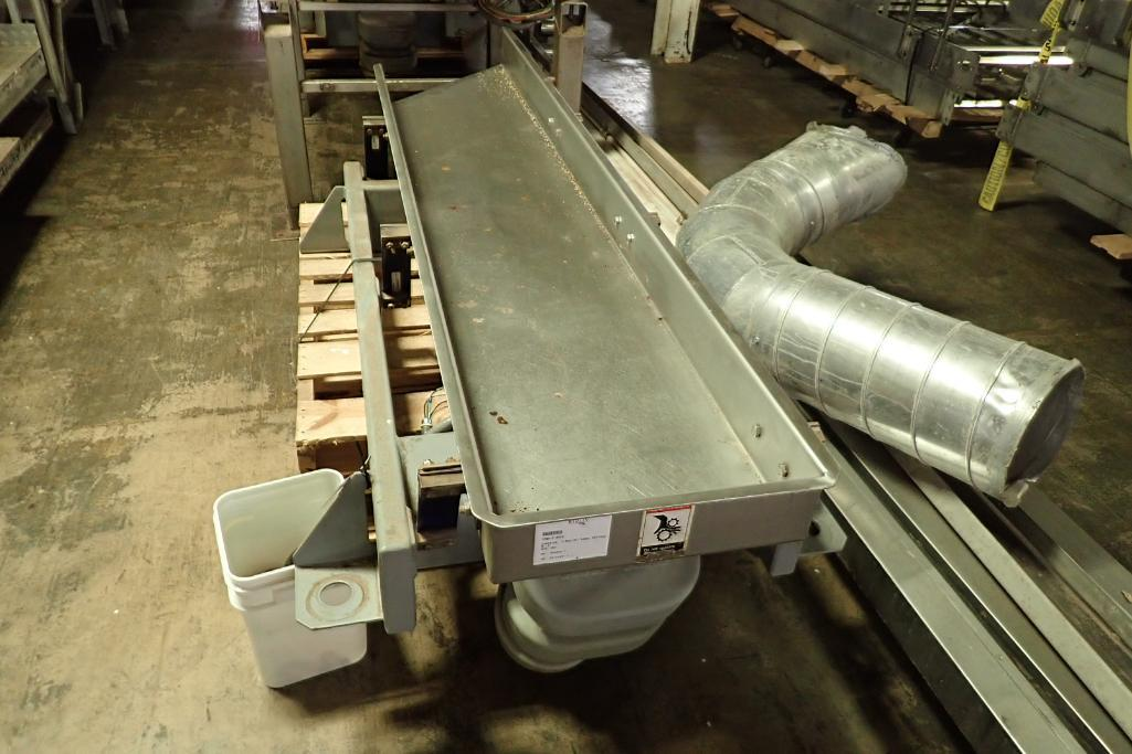 Lotto 10 - Key iso-flo vibrator conveyor {Located in Indianapolis, IN}