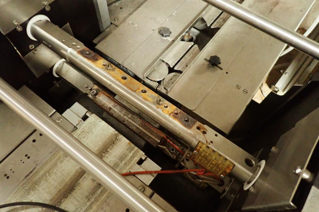 Lotto 79 - Bosch Doboy linium 611 horizonal form fill seal machine {Located in Indianapolis, IN}