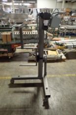 Lotto 84 - Mild steel adjustable printer stand {Located in Indianapolis, IN}