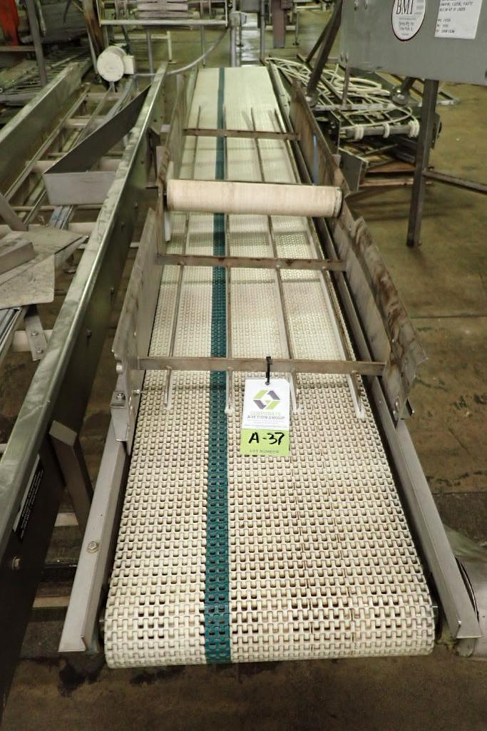 Lotto 37 - Belt conveyor {Located in Indianapolis, IN}
