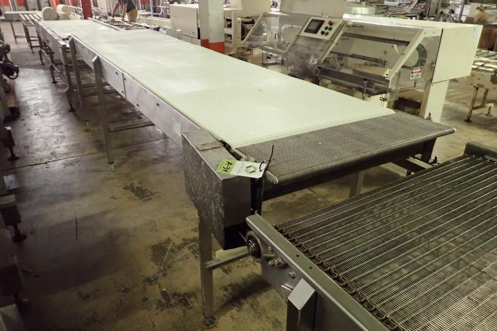 Lot 34 - Belt conveyor {Located in Indianapolis, IN}