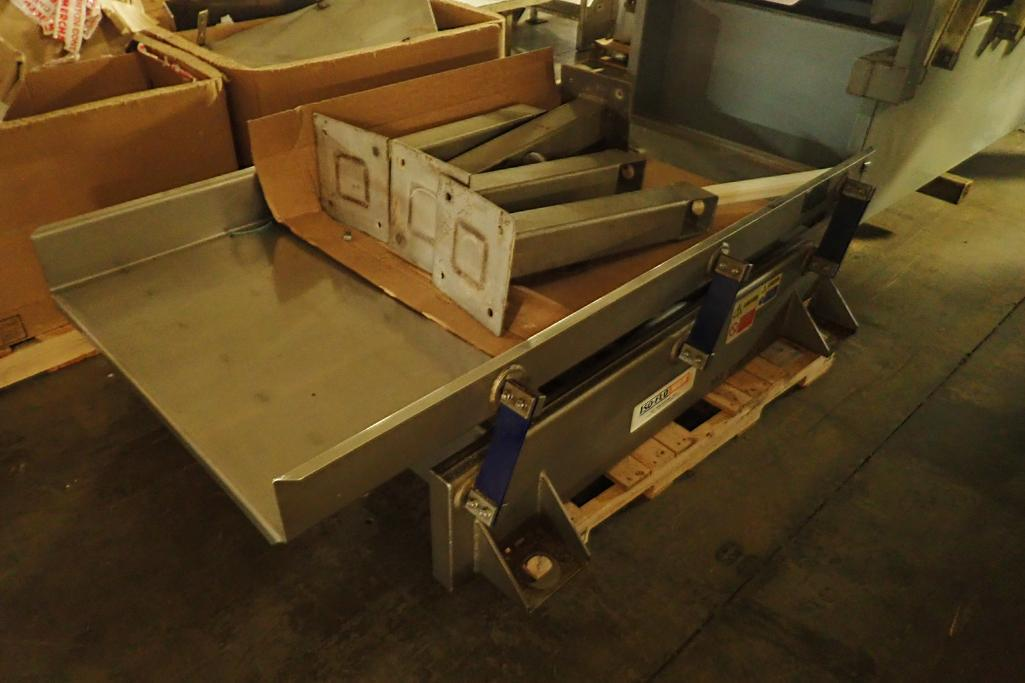 Lot 11 - Key iso-flo vibrator conveyor {Located in Indianapolis, IN}